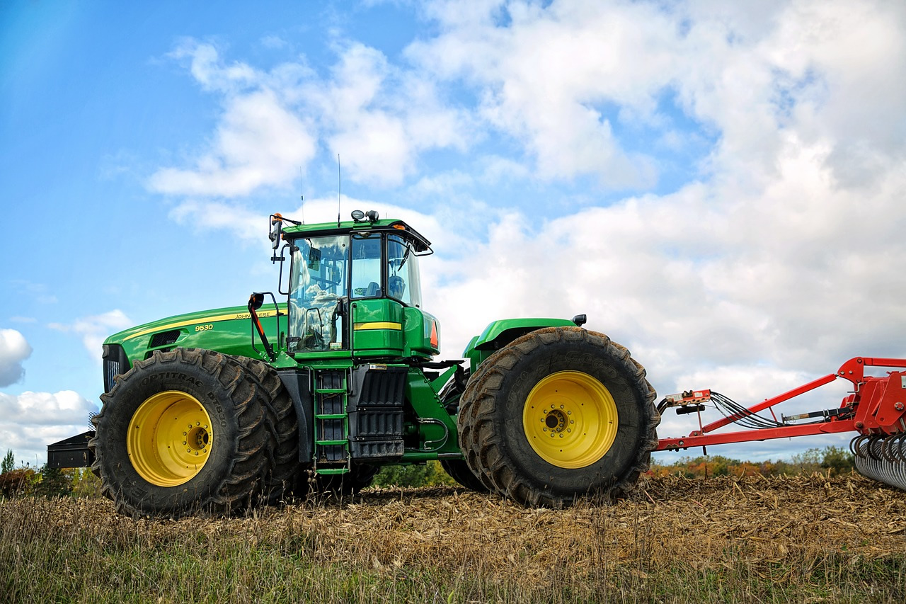 Energy savings for the farming industry
